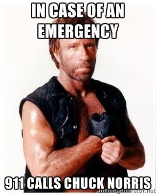 Chuck Norris will never have a heart attack... even a heart isnt foolish enough to attack Chuck Norris.