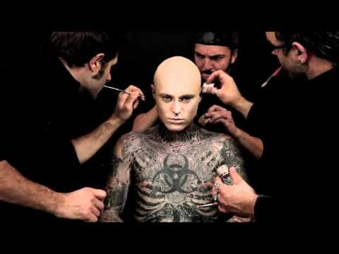 AMAZING! LOreal e lo Zombie Boy. Go Beyond the Cover and the Backstage