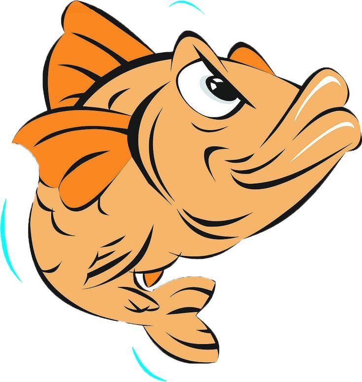 Рыба картинка веселая
