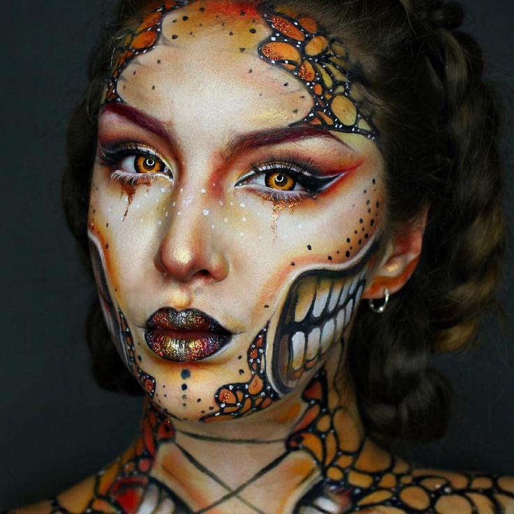 Best Ideas Butterfly Makeup