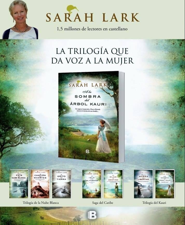 Bienvenidos Al Universo Sarah Lark Libros De Leer Libros De Lectura Libros Romanticos Recomendados