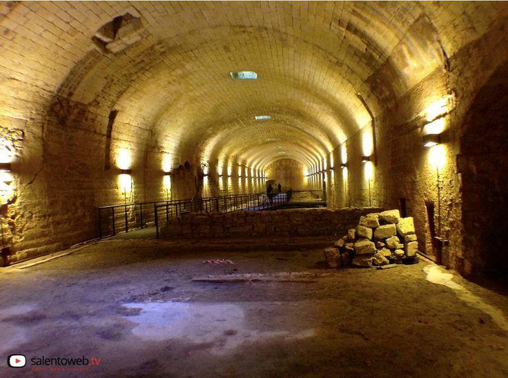 Guarda il video: http://www.salentoweb.tv/video/8415/lecce-scoperta-dei-sotterranei-carlov