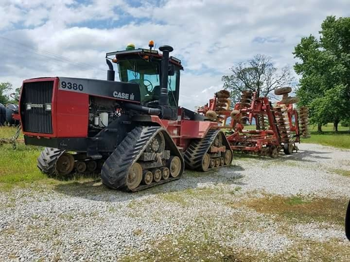 CASE IH 9380 Quadtrac