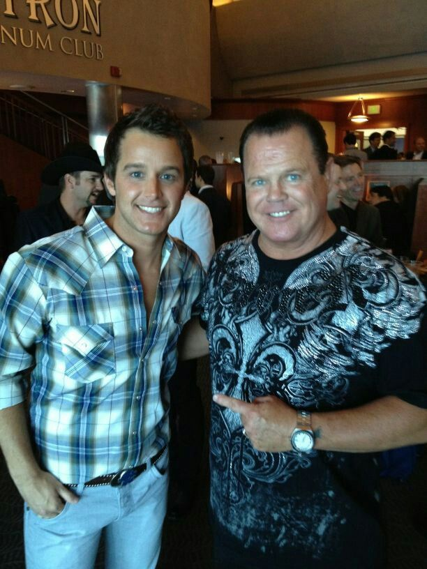 Easton Corbin And Jerry King Lawler