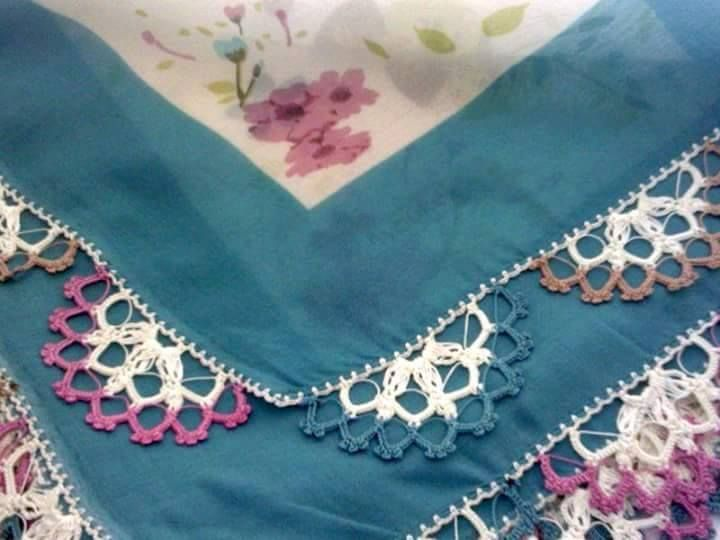 yarım Turkish Oya Lace