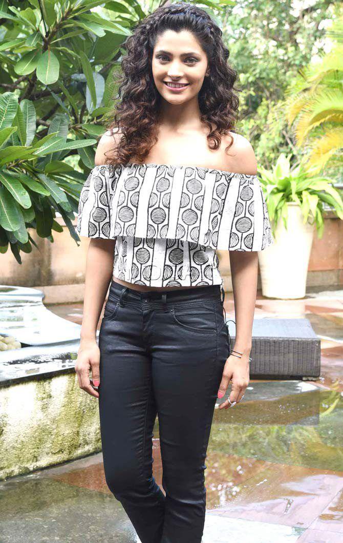 Saiyami Kher promoting #Mirzya in Mumbai. #Bollywood #Fashion #Style #Beauty #Hot #Sexy