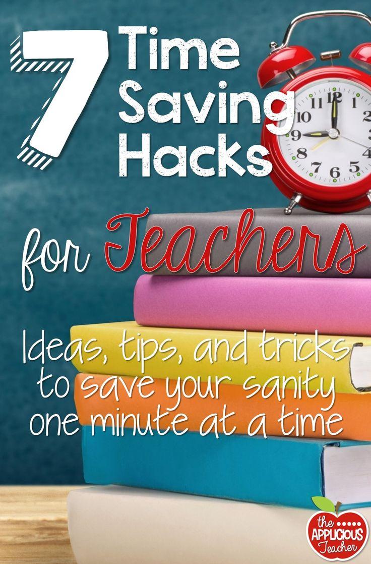 The 92 best Teacher Hacks images on Pinterest | Classroom décor ...