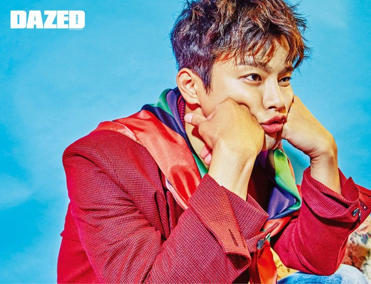 Seo In Guk - Dazed & Confused Magazine November Issue '16