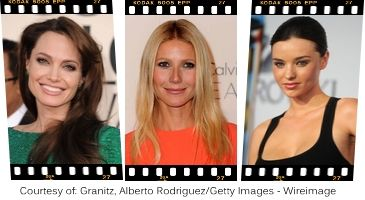 Celebrities with Square Face Shape