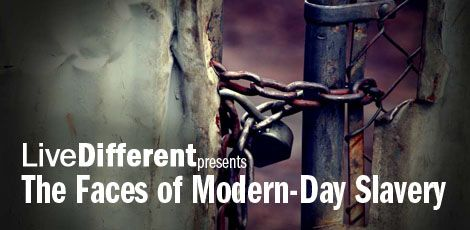 It's just a few more weeks till it's back to school time! But, has anyone been itching for a little bit of learning over the summer break from school? Check out one of Live Different's Education Challenges! The Faces of Modern-Day Slavery | Live Different