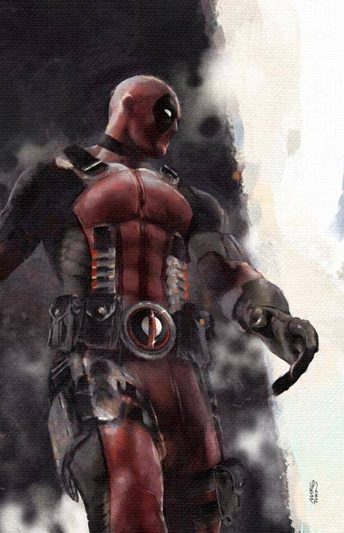 Deadpool by Marco Turini *