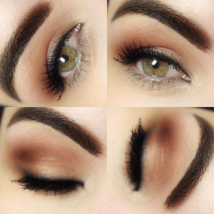 Star Wars Rey inspired makeup