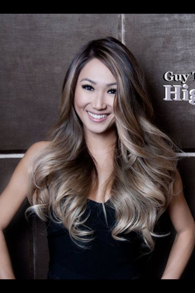 Guy Tang Ombre