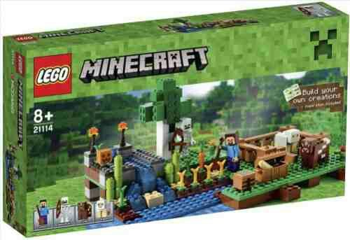 Yeah really lego minecraft