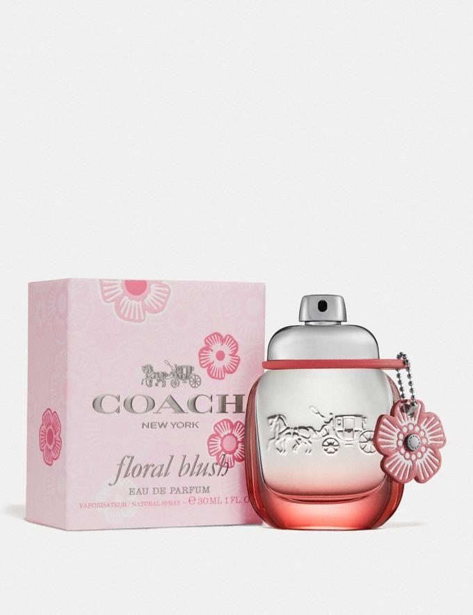 Floral Blush Eau De Parfum 30ml Coach Perfume Floral Scent Eau De Parfum
