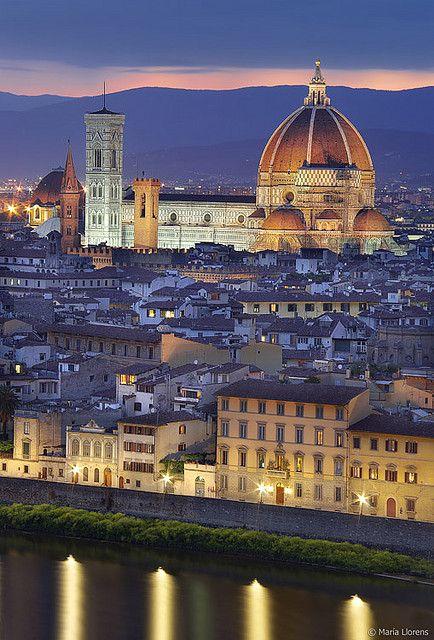 Basilica di Santa Maria del Fiore is the main church of Florence, Italy... ordinarily called the Duomo,   Firenze 3