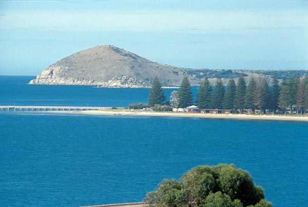 The Bluff at Victor Harbor, South Australia
