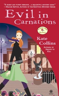 Captivated Reader: Evil In Carnations by Kate Collins