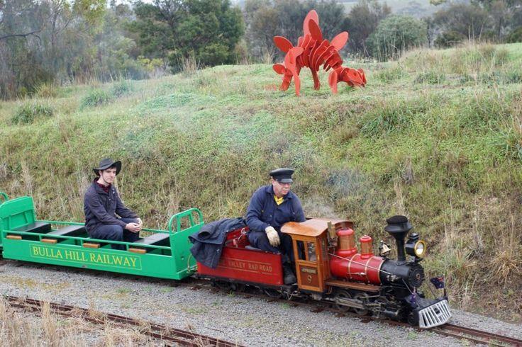 HOT: Bulla Hill Railway, Bulla Recreation Reserve, 15 Green St, Bulla http://tothotornot.com/2016/06/hot-bulla-hill-railway-bulla-recreation-reserve-15-green-st-bulla/