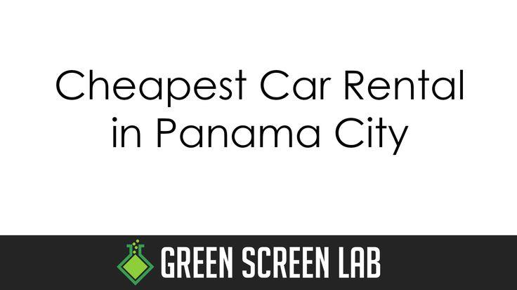 Car rental Panama City Florida