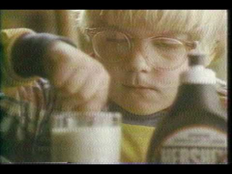 """1980 Hershey's """"Messy Marvin"""" Commercial (For those of you who don't know -- this is also """"Ralphie"""" from 'A Christmas Story')"""