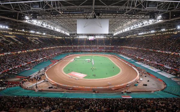 Speedway at the stunning Millennium Stadium