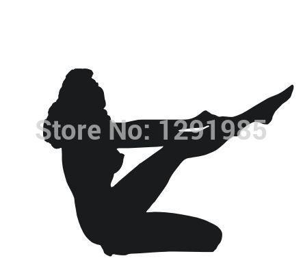 Городской моды красивый соблазнительной секс сделать любовь девушки сексуальные длинные ноги женщины леди главная стикеры стены декора наклейки фрески искусство винил