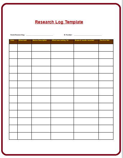 63 best Logs images on Pinterest Journals, Logs and Role models - landlord inventory template free