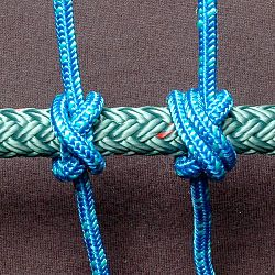 The constrictor knot is one of the most effective binding knots. Simple and…