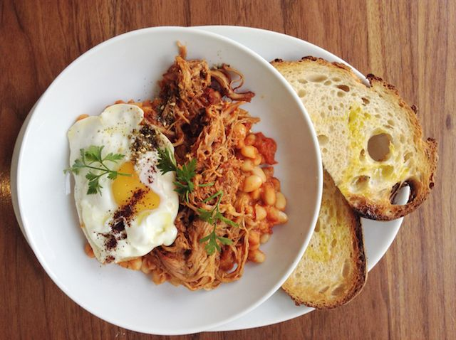 Brother Hubbard beans-pulled-pork-special