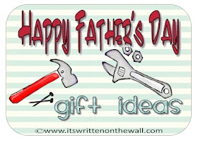 It's Written on the Wall: {Freebies} Father's Day: Cards, Printables, Cupcake Toppers & Cool Photo Card