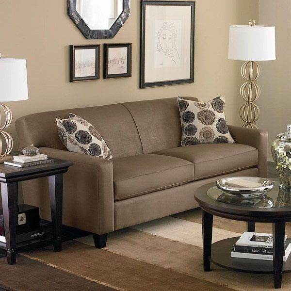 Best 25 couches for small spaces ideas on pinterest - Living room furniture ideas for small spaces ...