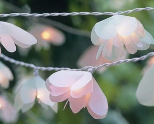 LUZES DE FADA - FAIRY LIGHTS
