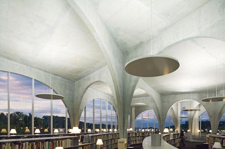 Toyo Ito, Pritzker 2013: biblioteca della Tama Art University, Tokyo