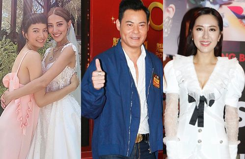 Celebrities React to Kevin Cheng and Grace Chan's Baby News