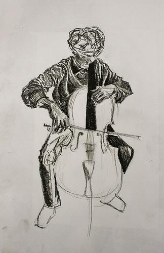 Cello Study 1