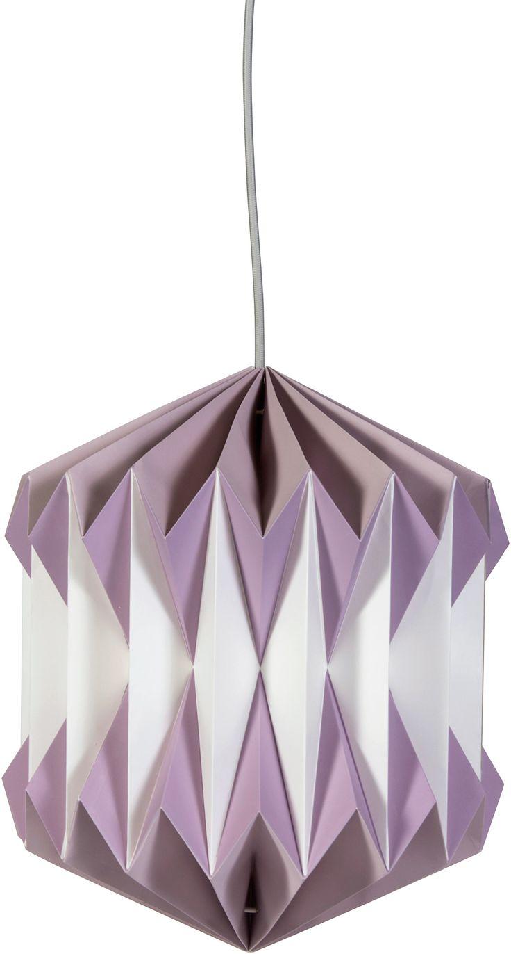 Origami lampe