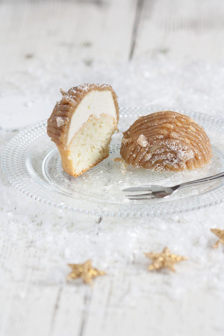 Mont blanc façon cupcake