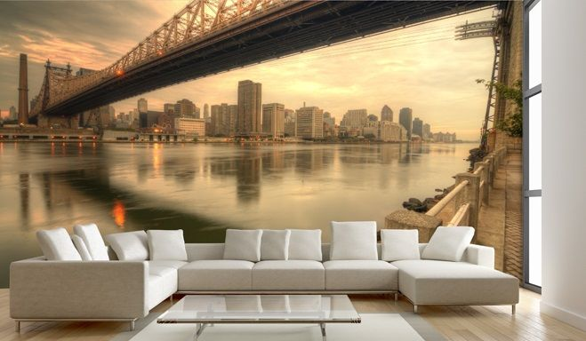 Wall Murals For Living Room wall murals for living room - home design minimalist