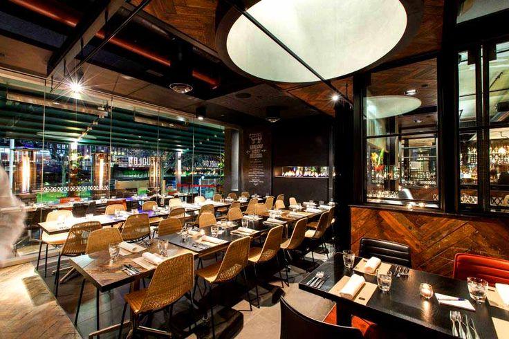 Ludlow Bar & Dining Room - Restaurants Southbank #bars #interiors #design #nightlife #Melbourne #Australia #hiddencitysecrets #bars #interesting #venues #southbank