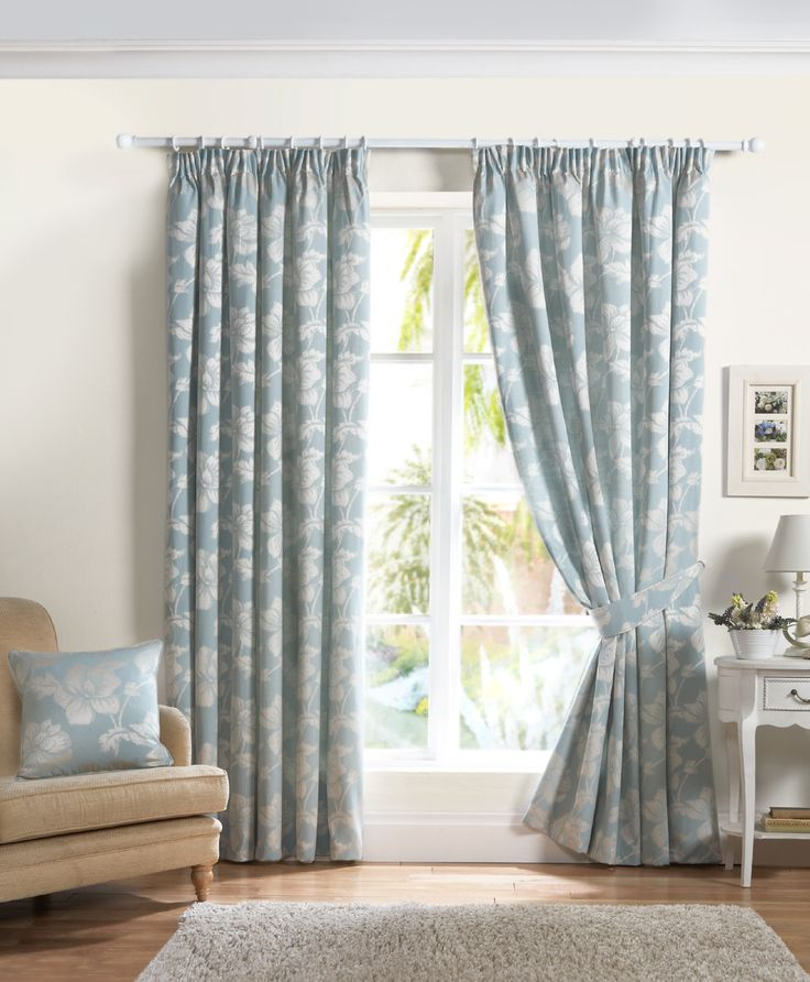 Readymade Lined Curtains