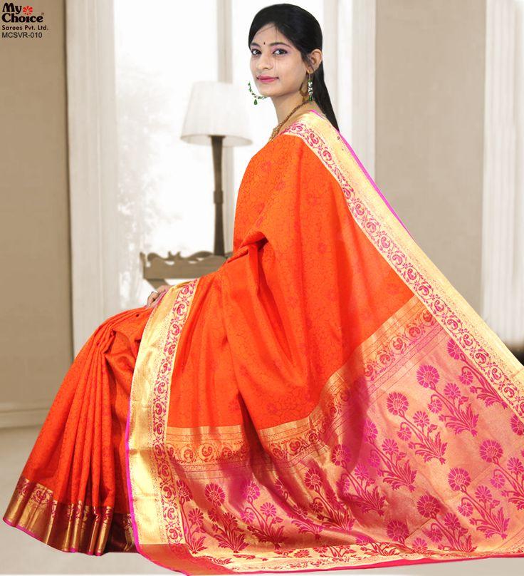 Vidrol Silk Saree