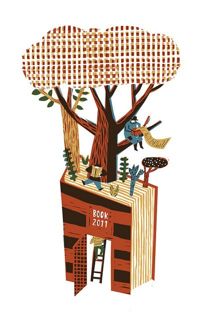 editorial illustration   by Chia-Chi Yu   達姆 (chiachi) via Flickr