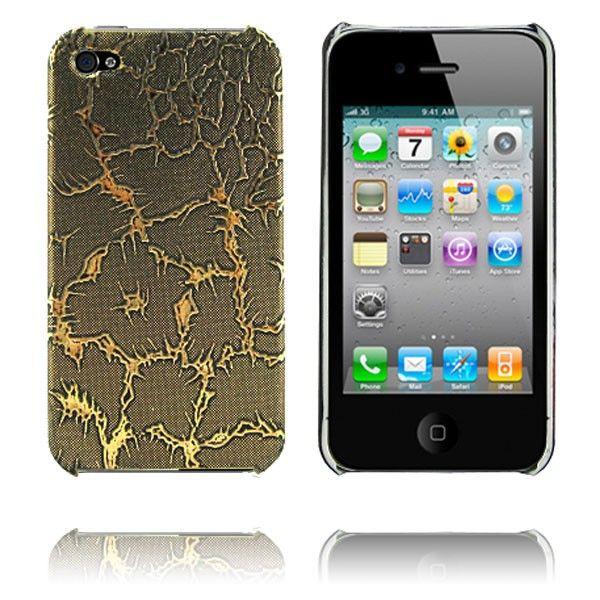 Spider (Titanium) iPhone 4 Deksel