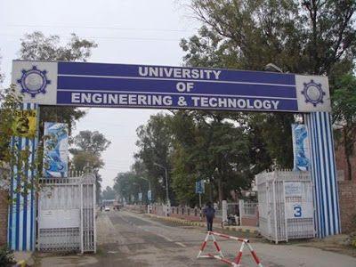 I Love Pakistan: University of Engineering and Technology