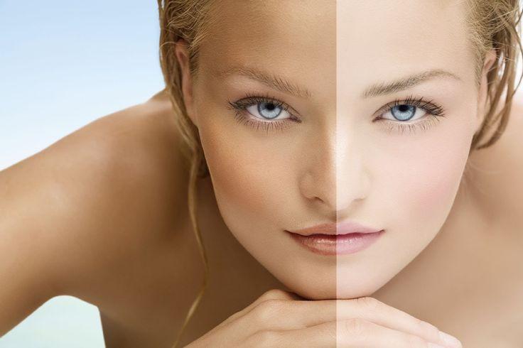 Logra renovar el tono de tu piel natural y cuídalo del tiempo y el sol con estos trucos para aclarar la piel.