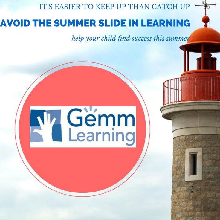 Summer Special with Gemm Learning contact us for a free demo and request $50 off a summer package. Offer ends May 31, 2015.