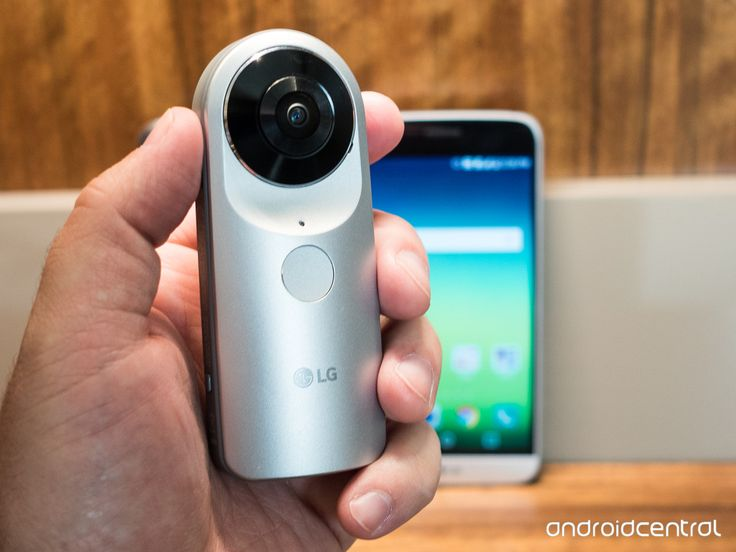 LG 360 CAM, CAM Plus and 360 VR are now available at ShopAndroid - https://www.aivanet.com/2016/05/