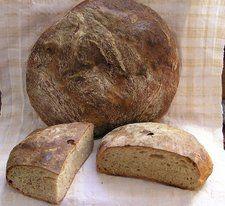 Kartoffel Brot in Kartoffelbrot Brotbackautomat selber Backen