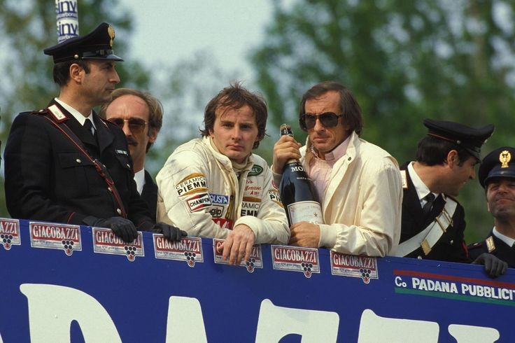 Villeneuve & Pironi: The story of their tragic rivalry